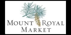 A theme logo of Driskill's Market